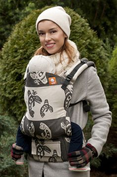 Fireweed Baby Night Star TULA BABY CARRIER