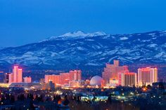 Things To Do In Reno- Best Place To Enjoy Your Holidays To The Fullest!