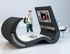 Ahorre espacio y gane funcionalidad con estos muebles.