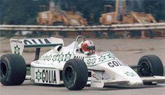 1983 Arrows A6 - Ford (Marc Surer)