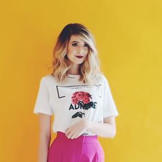 All About Hairstyles Zoella Style, Zoella Beauty, Zoe Sugg, Celebs, Celebrities, Celebrity Style, Celebrity Dads, Woman Crush, Girl Crushes