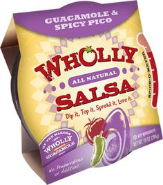 The $1.50 Wholly Salsa Coupon is Back!