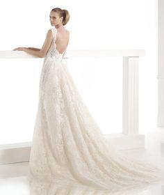 CANBERRA, Wedding Dress 2015