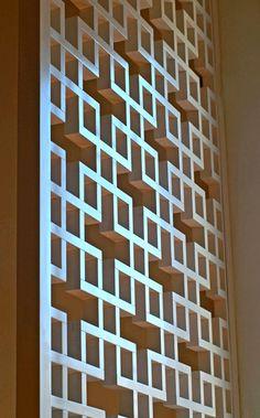 Lattice Panel Room Divider