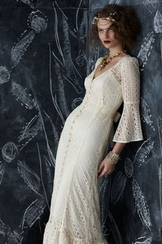 Vintage, Gowns