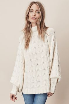 Hold Me Tight Luxe Knit Sweater - mocha | Shop Lucky Duck ...