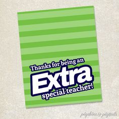 """Printable teacher appreciation tags for your lotto themed teacher gift. I layered the printable tags with a gold card stock. This is for a digital PDF file with 6 tags per page.  The circle outline is not included on the page. You can cut out with a 2.5"""" circle punch or cut in squares.  Your purchase also includes the following variations: Boss, Assistant, Co-Worker, Bus Driver, Aide, and Nurse. As well as a plural version """"We won the lotto having you as our teacher."""" Pr..."""