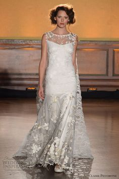 New York Bridal Fashion Week October 2015 Part 1: #Claire Pettibone