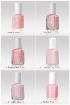 Nail It Pink Shades