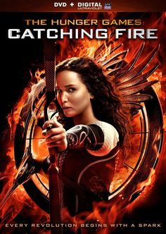 Hunger Games Catching Fire DVD- March 7,2014 - pre-order now!