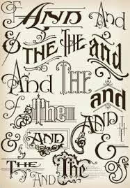 「vintage fonts」の画像検索結果