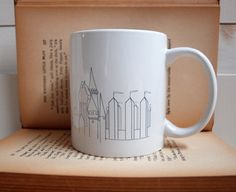 Harry Potter Inspired Hogwarts Wrap-around by AfternoonCoffee