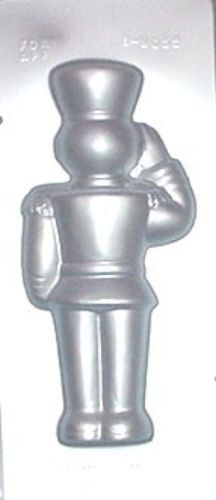 "Extra Large 12 1/2"" Tall x 6 3/4"" Wide Toy Soldier Back Chocolate Candy Mold Christmas B-9055 ..........$12 Think can get this cheaper but its cute"