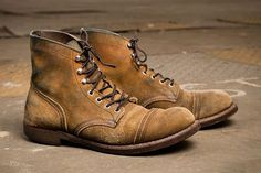 Red Wing Heritage - BORN IN THE USA by Liberty Fairs - Pitti Immagine