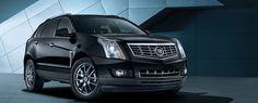 2013 Cadillac SRX | Luxury Crossover SUV | GM Fleet