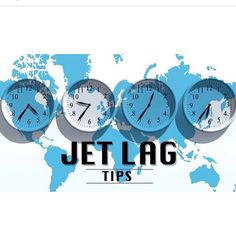 Are you a globetrotter ?Then we have some tips for you to prevent the dreaded jet lag!!