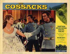 The Cossacks - Giorgia Moll & John Drew Barrymore John Drew Barrymore, Irina Demick, Yoko, Georgia, Movies, Movie Posters, Stone, Films, Film Poster