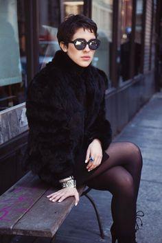 Обзор луков fashion блогеров   Look.TM