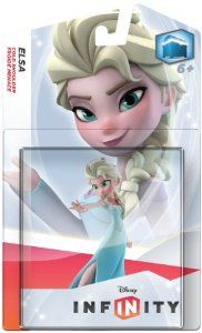 Disney INFINITY Elsa (kids video game)