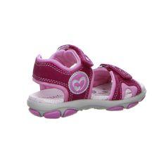 Superfit Mädchen - Mädchen-Sandale Masala (pink/rose-Kombination im Salamander Onlineshop - 381.819 841900