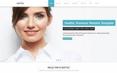 DOWNLOAD - Seattle - Corporate Website Template