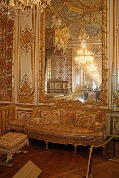 versailles queen bedroom | Versailles palace - Queen's bedroom 3 | Flickr - Photo Sharing!