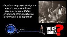 Entidades Ciganas da Umbanda (Clique Aqui) para entrar.: OS PRIMEIROS CIGANOS QUE CHEGARAM NO BRASIL