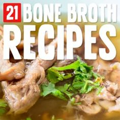 Bone broth is revered for  its magic healing properties and richness in nutritive elements like gelatin, which is a great supply of collagen and vitamins for you