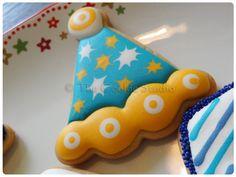 The Cookie Studio: Verjaardags Koekjes, 56 jaar