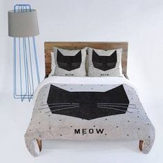cat doona cover - Google Search