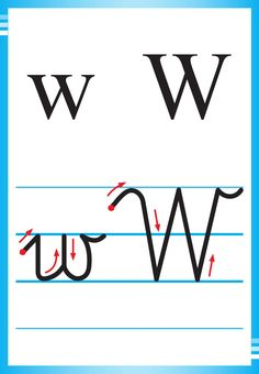 Alfabet polski, pisany dla dzieci do druku 37 Polish Alphabet, Kids Learning, Projects To Try, Writing, Education, School, Improve Handwriting, Speech Language Therapy, Lyrics