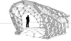 Advanced parametric design course – parametric structures