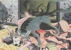"Shigeru Mizuki ""Shigeru Mizuki (水木 しげる Mizuki Shigeru, real name: Murai Shigeru, born March 8, 1922) is a Japanese manga cartoonist, most known for his Japanese horror manga GeGeGe no Kitaro (which..."