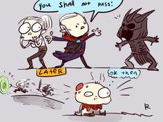 The Witcher 3, doodles 64 by Ayej.deviantart.com on @DeviantArt