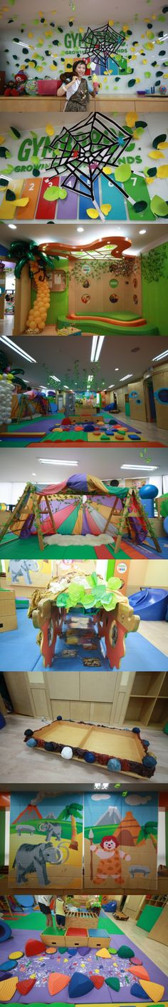Baby gyms/classes in Korea