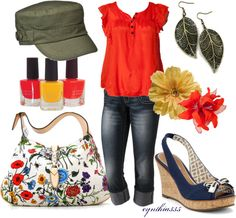 """Bloom"" by cynthia335 on Polyvore"