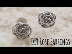 German Style Wire Rose Ring Tutorial - YouTube