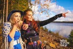 Look, the birds are leaving! (c) misswindyshop.com #dress #ootd #autumn #boho #polkadot #floral #nature #finland #everydayisadressday #dressrevolution #mekkovallankumous