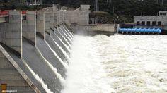 Pedrogão Dam, Portugal