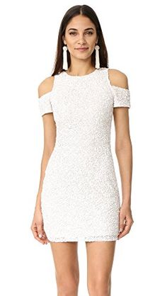Parker Womens Parker Black Marcie Dress White 6 >>> Learn more by visiting the image link.-It is an affiliate link to Amazon. #fashiondresses