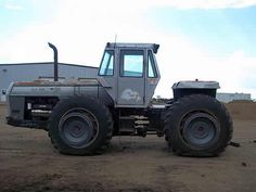 White 4-175 tractor salvaged for used parts. This unit is available at All States Ag Parts in Salem, SD. Call 877-530-4010 parts. Unit ID#: EQ-24528. The photo depicts the equipment in the condition it arrived at our salvage yard. Parts shown may or may not still be available. http://www.TractorPartsASAP.com