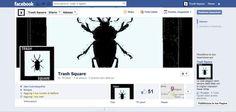 Trash Square ora è su Facebook!