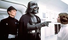 'Darth Vader was a distraught and desperate man who, unable to control his passions, made a bad choice.'