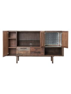Mick TV Media Cabinet from Mad Men Office: Furniture & More on Gilt