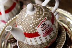 #Décoration #Industrielle #Tradition #Campagne #Tea #Teatime #Home #Amadeus