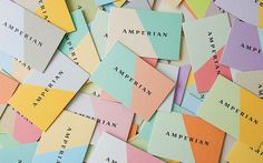 Project Love: Amperian Business Cards