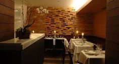 Restaurante - Bar Jaso Mexico City CHP. $ 700 pax
