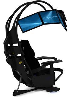 MWE Lab - Emperor 1510 Computer Chair