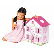 Hello Kitty Wooden Dollshouse 59.99