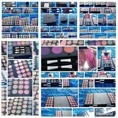 Vând trusă de machiaj profesionala miss rose blockbuster make-up palette 3D 148 colori de la 100 lei sau 90 lei la reducerea costurilor de producție direct evo Ro